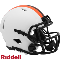 CLEVELAND BROWNS LUNAR SPEED MINI HELMET
