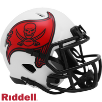 TAMPA BAY BUCCANEERS LUNAR SPEED MINI HELMET