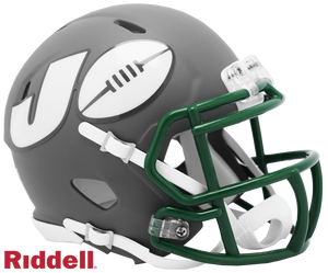 NEW YORK JETS AMP MINI HELMET