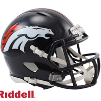DENVER BRONCOS CURRENT STYLE SPEED MINI HELMET