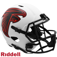 ATLANTA FALCONS LUNAR SPEED REPLICA HELMET