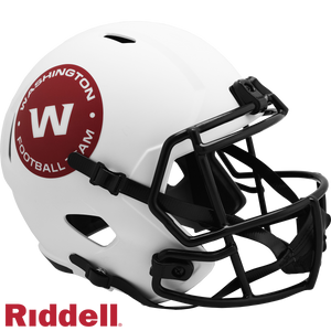 WASHINGTON FOOTBALL TEAM LUNAR SPEED REPLICA HELMET