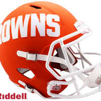 CLEVELAND BROWNS AMP SPEED REPLICA HELMET