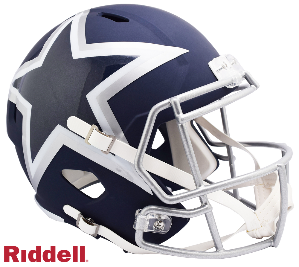 DALLAS COWBOYS AMP SPEED REPLICA HELMET