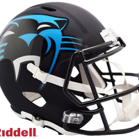 CAROLINA PANTHERS AMP SPEED REPLICA HELMET
