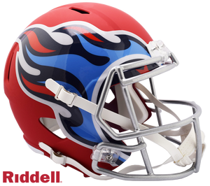 TENNESSEE TITANS AMP SPEED REPLICA HELMET