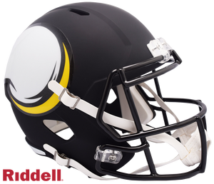 MINNESOTA VIKINGS AMP SPEED REPLICA HELMET