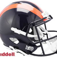 CHICAGO BEARS 1936 TRIBUTE CURRENT STYLE SPEED REPLICA HELMET