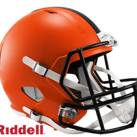 CLEVELAND BROWNS CURRENT STYLE SPEED REPLICA HELMET