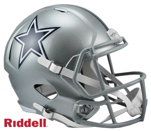 DALLAS COWBOYS CURRENT STYLE SPEED REPLICA HELMET