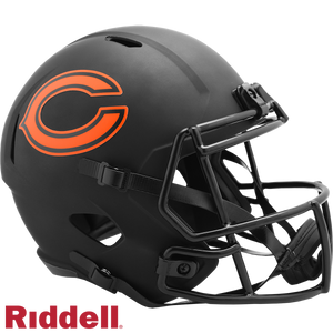 CHICAGO BEARS ECLIPSE SPEED REPLICA HELMET