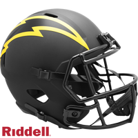 LOS ANGELES CHARGERS ECLIPSE SPEED REPLICA HELMET