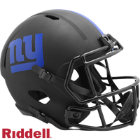 NEW YORK GIANTS ECLIPSE SPEED REPLICA HELMET