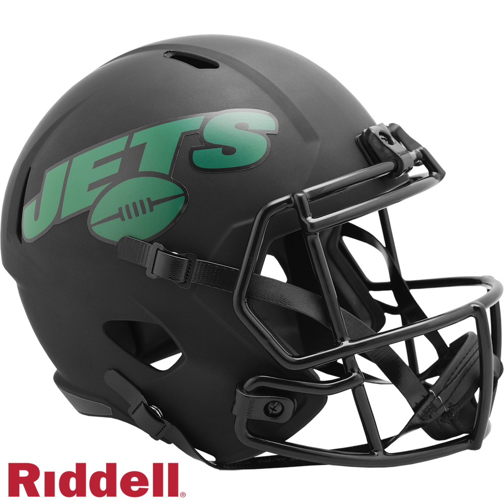 NEW YORK JETS ECLIPSE SPEED REPLICA HELMET