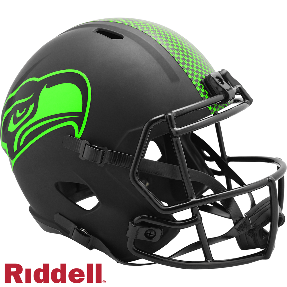 SEATTLE SEAHAWKS ECLIPSE SPEED REPLICA HELMET