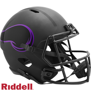 MINNESOTA VIKINGS ECLIPSE SPEED REPLICA HELMET