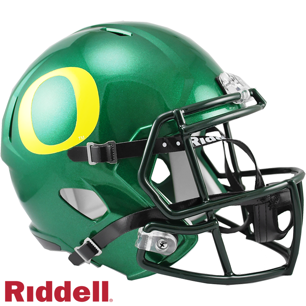OREGON DUCKS NCAA SPEED REPLICA HELMET