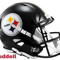 PITTSBURGH STEELERS CURRENT STYLE SPEED REPLICA HELMET