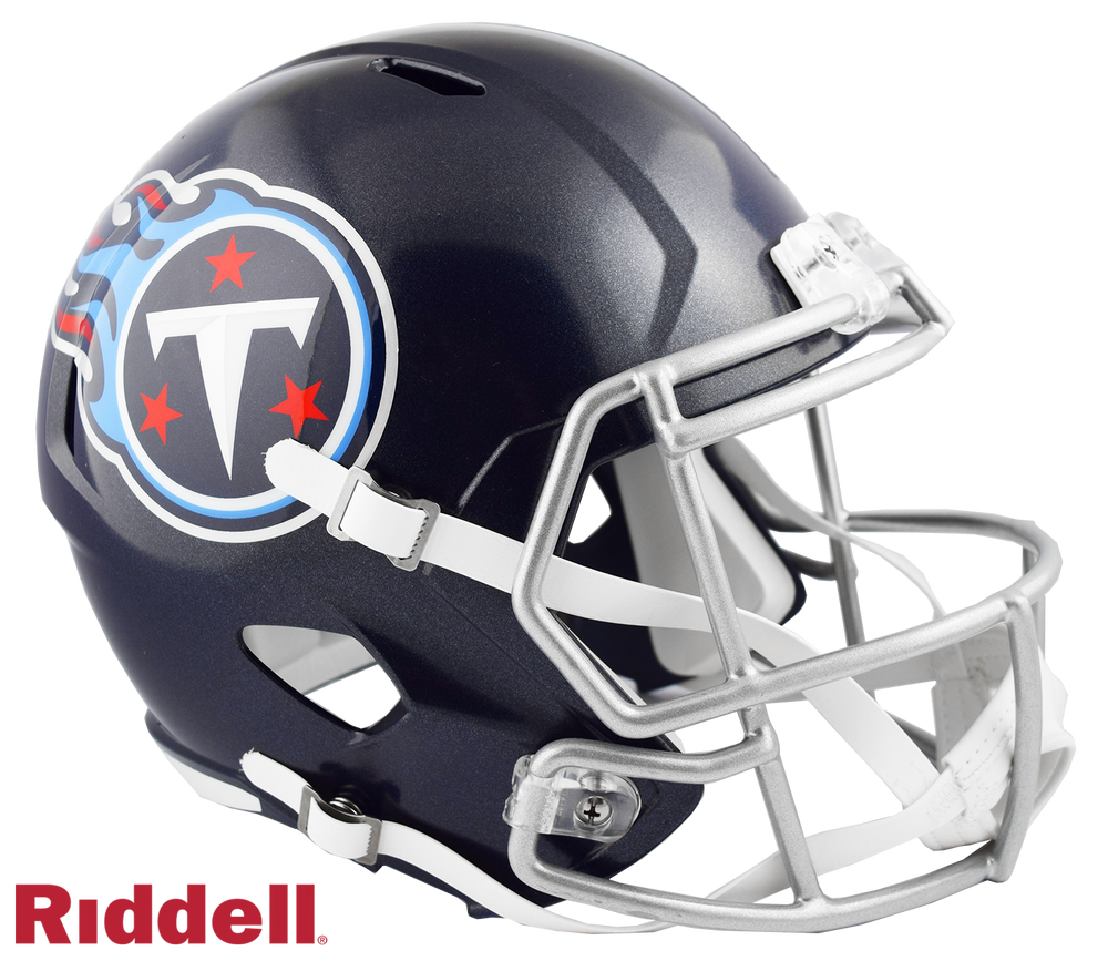 TENNESSEE TITANS CURRENT STYLE SPEED REPLICA HELMET