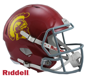 USC TROJANS NCAA SPEED REPLICA HELMET