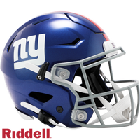 NEW YORK GIANTS SPEEDFLEX AUTHENTIC HELMET
