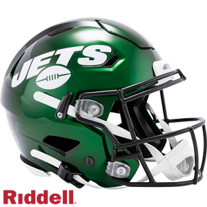 NEW YORK JETS SPEEDFLEX AUTHENTIC HELMET