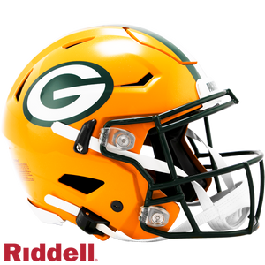 GREEN BAY PACKERS SPEEDFLEX AUTHENTIC HELMET