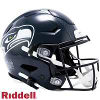 SEATTLE SEAHAWKS SPEEDFLEX AUTHENTIC HELMET