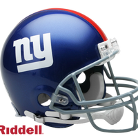 NEW YORK GIANTS CURRENT STYLE VSR4 AUTHENTIC HELMET