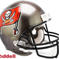 TAMPA BAY BUCCANEERS 1997-13 THROWBACK VSR4 AUTHENTIC HELMET