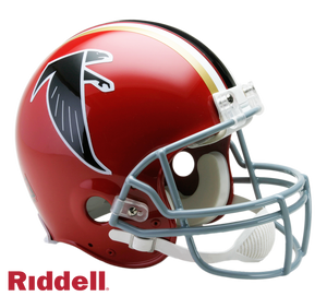 ATLANTA FALCONS 1966-69 THROWBACK VSR4 AUTHENTIC HELMET