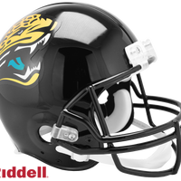 JACKSONVILLE JAGUARS 1995-12 THROWBACK VSR4 AUTHENTIC HELMET