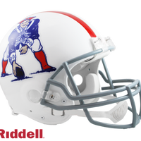 NEW ENGLAND PATRIOTS 1961-64 THROWBACK VSR4 AUTHENTIC HELMET