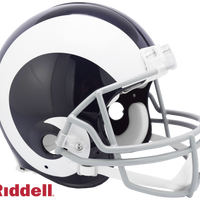 LOS ANGELES RAMS 1965-72 THROWBACK VSR4 AUTHENTIC HELMET