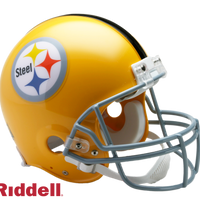 PITTSBURGH STEELERS 1962 THROWBACK VSR4 AUTHENTIC HELMET