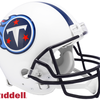 TENNESSEE TITANS 1999-17 THROWBACK VSR4 AUTHENTIC HELMET