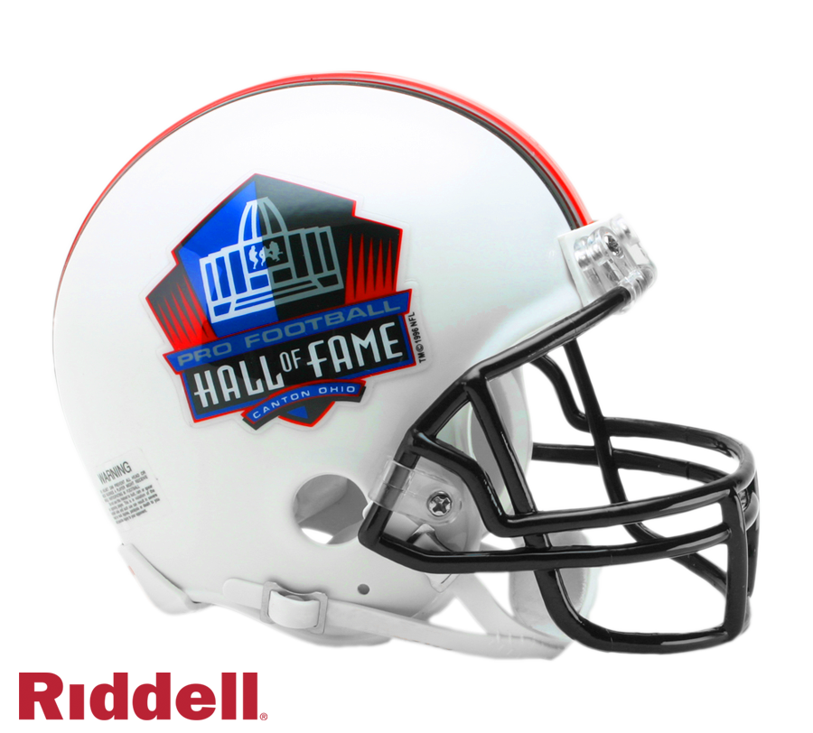 HALL OF FAME CURRENT STYLE VSR4 MINI HELMET