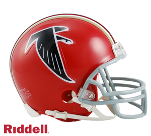 ATLANTA FALCONS 1966-69 THROWBACK VSR4 MINI HELMET