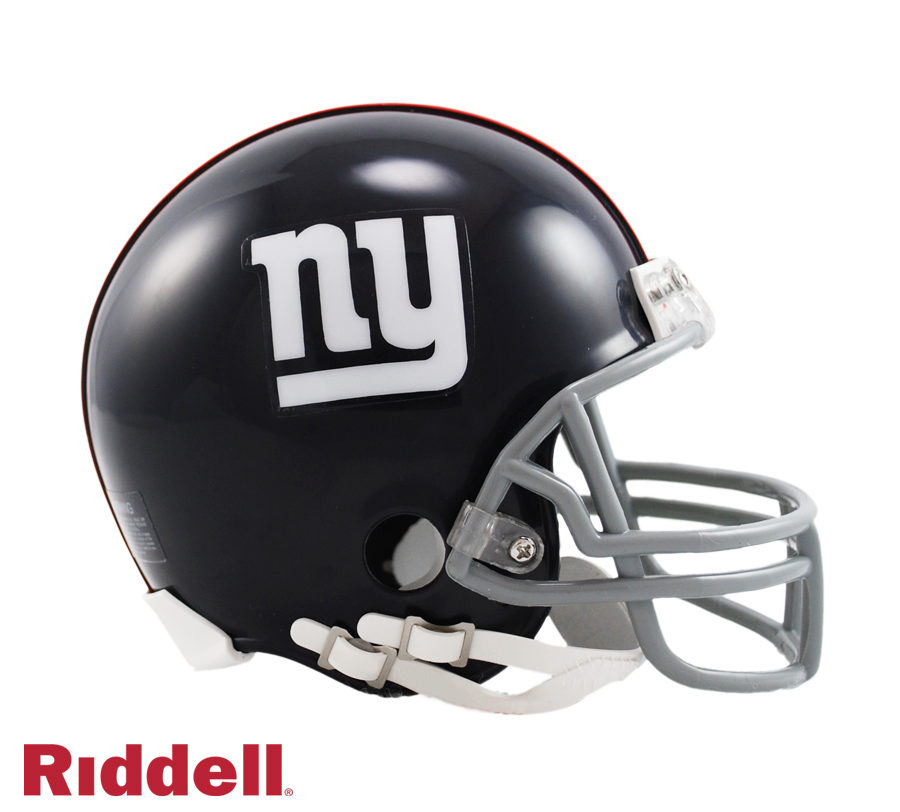 NEW YORK GIANTS 1961-74 THROWBACK VSR4 MINI HELMET