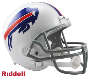 BUFFALO BILLS CURRENT STYLE VSR4 REPLICA HELMET