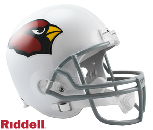 ARIZONA CARDINALS CURRENT STYLE VSR4 REPLICA HELMET