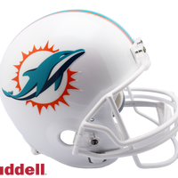 MIAMI DOLPHINS CURRENT STYLE VSR4 REPLICA HELMET
