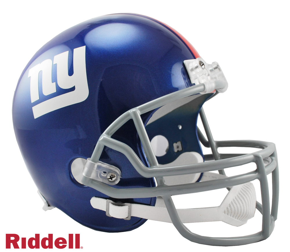 NEW YORK GIANTS CURRENT STYLE VSR4 REPLICA HELMET