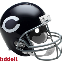 CHICAGO BEARS 1962-73 THROWBACK VSR4 REPLICA HELMET