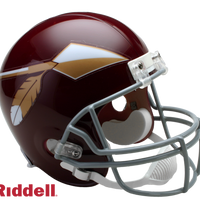 WASHINGTON REDSKINS 1965-69 THROWBACK VSR4 REPLICA HELMET