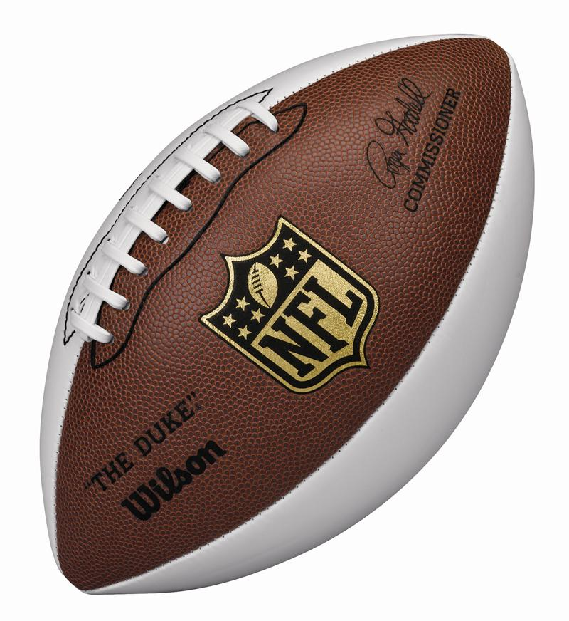NFL ON-FIELD FOOTBALL AUTOGRAPH FOOTBALL