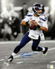 Russell Wilson Autographed 16x20 Photo Seattle Seahawks RW Holo Stock #91023