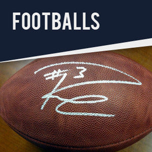 Shop Russell Wilson Autographed Footballs