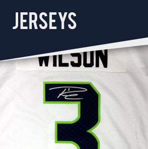 Shop Russell Wilson Autographed Jerseys