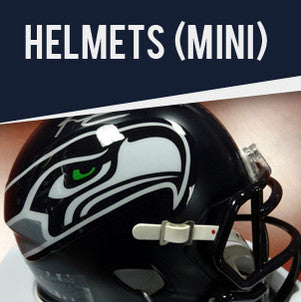 Shop Russell Wilson Autographed Mini Helmets